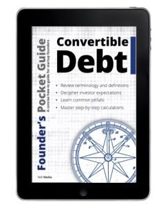 FPG Convertible Debt with Pad